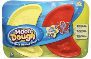 A typical package of Moon Dough